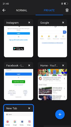 Sharkee Browser 1.0.18 Screenshots 4