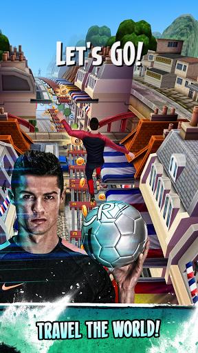 Cristiano Ronaldo: Kick'n'Run u2013 Football Runner android2mod screenshots 6