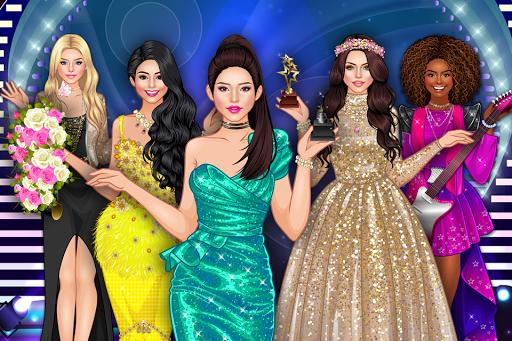 Pop Star Dress Up - Music Idol Girl  screenshots 1