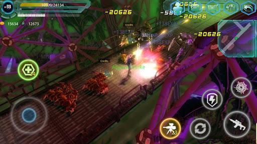 Alien Zone Raid 2.4.3 screenshots 1