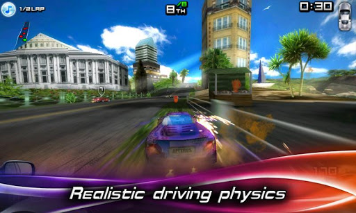 Race Illegal: High Speed 3D 1.0.54 screenshots 5