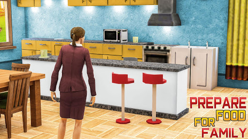 Virtual Family Simulator: house renovation games  screenshots 6