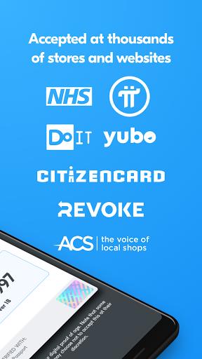 Yoti - your digital identity  Screenshots 3
