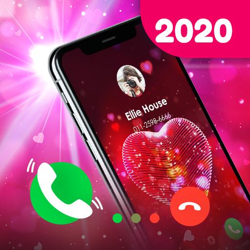 Call Screen Themes - Caller Screen, Color Phone Icon