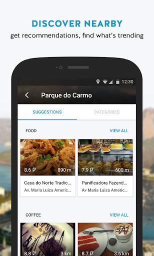 GPS Brasil u2013 Free navigation  Screenshots 3