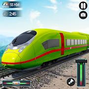 City Train Driving Games 2021
