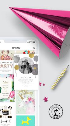 招待状メーカー 結婚・披露宴・パーティーにアプリで招待のおすすめ画像3