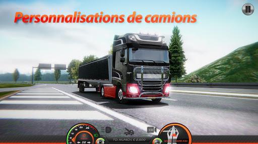 Code Triche Simulateur de Camion : Europe 2 (Astuce) APK MOD screenshots 5