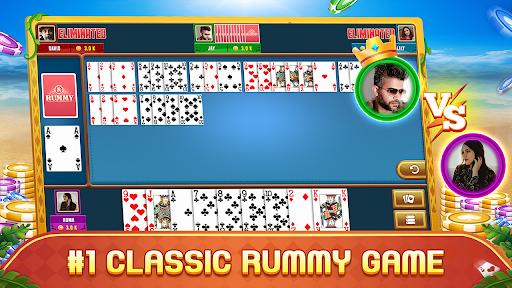 Rummy Gold 1.9.1 screenshots 2