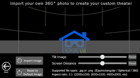 Home Theater VR APK Download For Android 6
