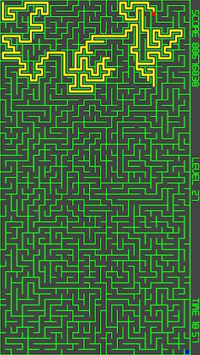 basic maze screenshot 2
