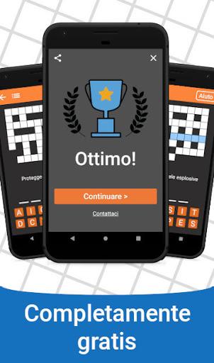 Cruciverba gratis Italiano android2mod screenshots 4