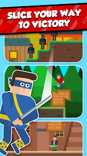 Mr Ninja – Slicey Puzzles 4