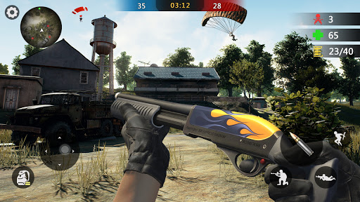 Special Ops 2020: Multiplayer Shooting Games 3D  screenshots 11