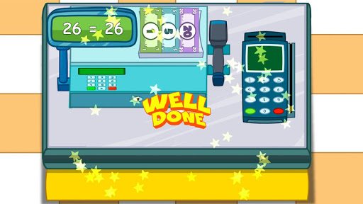 Cashier in the supermarket. Games for kids  screenshots 7