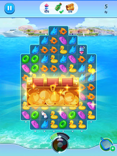 The Love Boat: Puzzle Cruise u2013 Your Match 3 Crush! screenshots 24