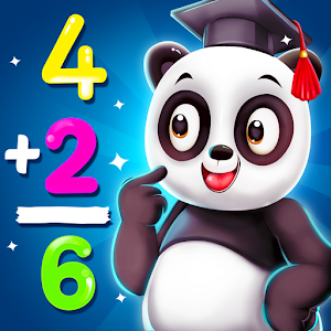 Grade 1 Learning Games for Kids First Grade App 1.7.0 by IDZ Digital Private Limited logo