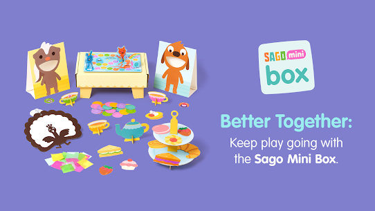 Sago Mini World Mod Apk: Kids Games (All Games Unlocked) 8