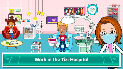 My Tizi Town Hospital - Doctor Games for Kids ud83cudfe5 1.1 Screenshots 10