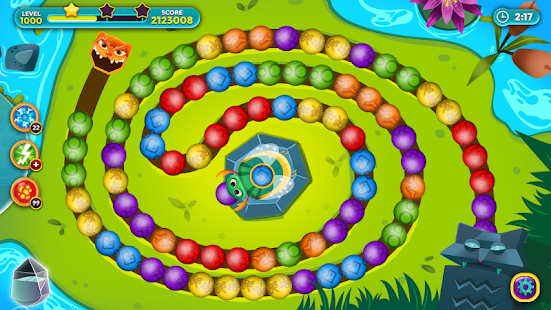 Violas Quest - Marble Blast Screenshot