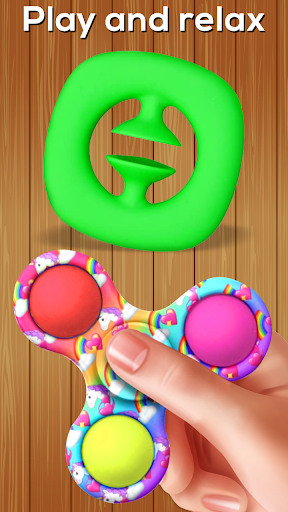 Fidget Cubes 3D Toys - Antistress & anti anxiety 1.2 screenshots 6