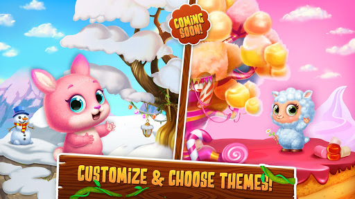 Panda Lu Treehouse - Build & Play with Tiny Pets  Screenshots 8