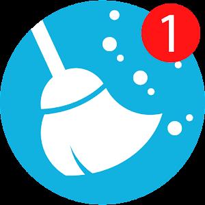 Phone Cleaner AppBooster Battery saver App lock 2.8 by Good app studio logo