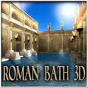 Roman Bath 3D Live Wallpaper