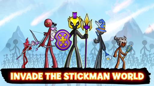 Stickman Battle 2021: Stick Fight War APK MOD screenshots 3