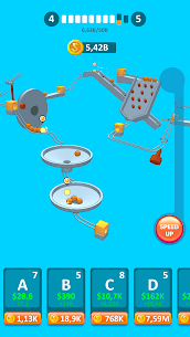 Balls Rollerz Idle 3D Puzzle MOD (Unlimited Gold Coins/Diamonds) 3