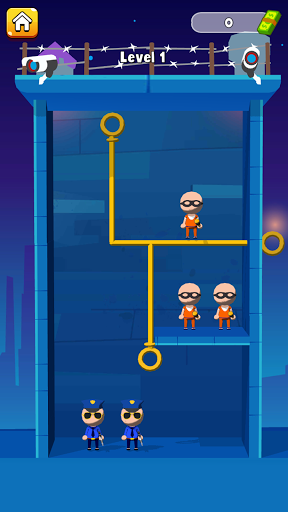 Prison Escape: Pin Rescue  screenshots 2