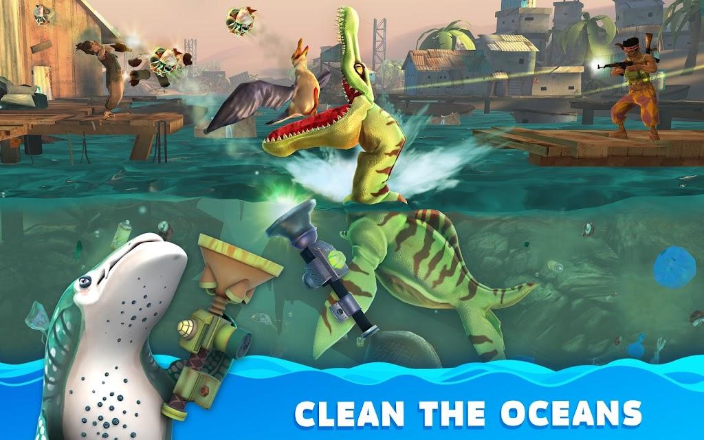 Hungry Shark World poster 21
