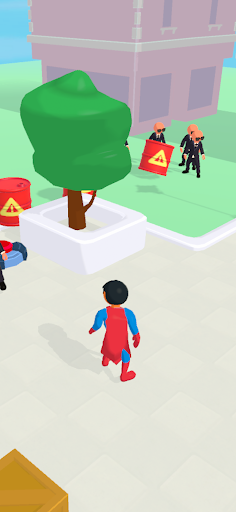Ragdoll Hero  screenshots 1