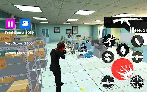 Smath the Office Interior:Angry Boss Hack Online [Android & iOS] 3