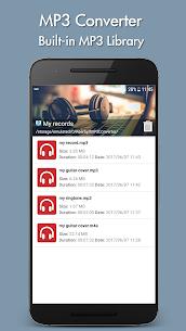 Download MP3 ConverterMOD APK 5