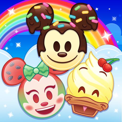 Disney Emoji Blitz - Disney Match 3 Puzzle Games for PC
