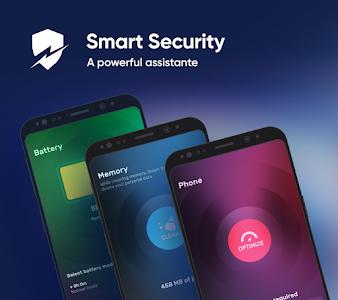Smart Security - Phone Cleaner, Booster, Defender 135
