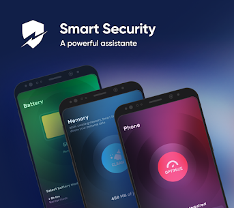 Free Smart Security – Phone Cleaner, Booster, Defender 1