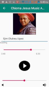 Chioma Jesus Music App 2.2 Android Mod + APK + Data 2