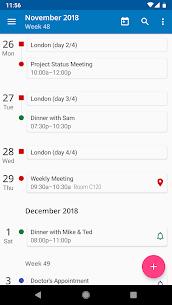 aCalendar Apk- a calendar app for Android (Final/Paid) 1