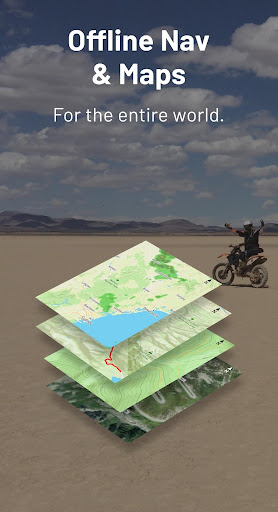 REVER: GPS, Navigation, Discover, Maps & Planner modavailable screenshots 6