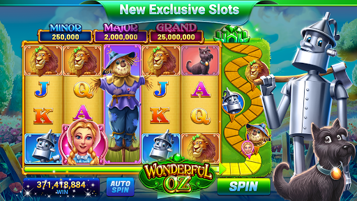 GSN Casino: New Slots and Casino Games 4.22.2 screenshots 2