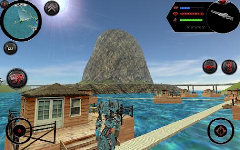 Robot Shark Mod Apk (Unlimited Experience/Money) 5