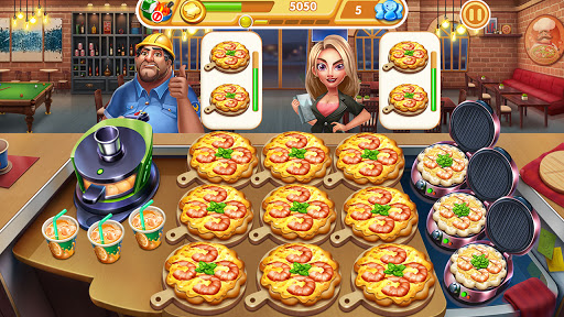 Cooking City: frenzy chef restaurant cooking games 1.95.5039 screenshots 5