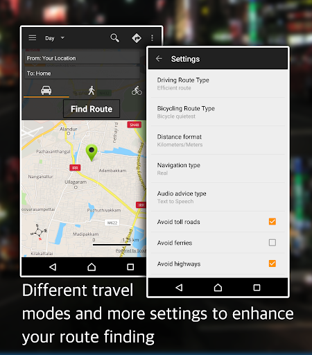 Offline Map Navigation - Live GPS, Locate, Explore 1.3.6.8 Screenshots 10