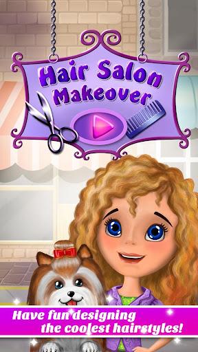 Hair Salon Makeover  Screenshots 6