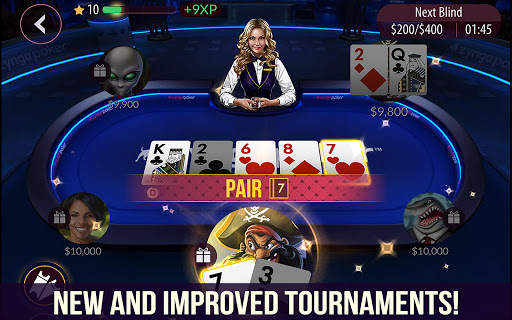 Zynga Poker u2013 Free Texas Holdem Online Card Games 22.02 screenshots 1