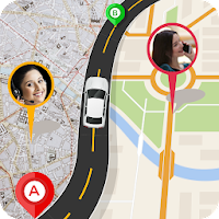 GPS Route Finder : Maps Navigation & Directions