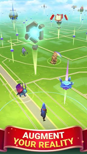 Draconius GO: Catch a Dragon! apklade screenshots 1