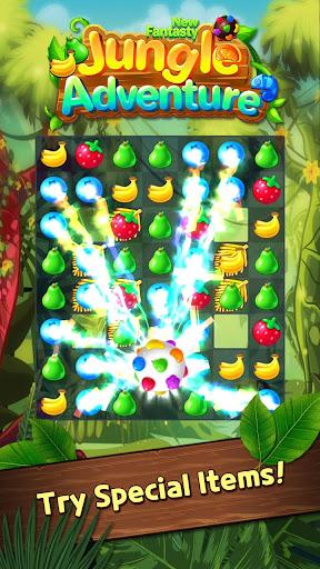New Fantasy Jungle Adventure: Puzzle World 1.3.1 screenshots 3